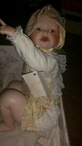 """Knowles Yolanda's Picture Perfect Babies """"Lisa"""" Doll"""