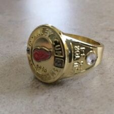 Molson Canadian 1936 Detroit Red Wings Stanley Cup Ring NHL (NEW) *USA SELLER*