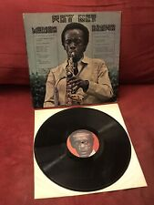 """Marion Brown, """"Why Not"""" Jazz LP On ESP-DISK 1040 Stereo 1968 NM"""