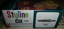 AMT 1961 FORD GALAXIE HARDTOP BC 1/25 Model Car Mountain FS STYLINE