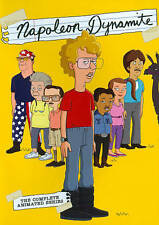 Napoleon Dynamite: The Complete Animated Series (DVD, 2014)-1855-243-017