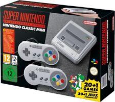 Super Nintendo Mini Classic SNES (SEALED)