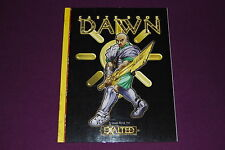 EXALTED / EXALTES - RPG JDR Jeu de Role - Caste Book : Dawn
