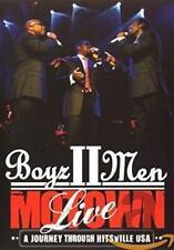 Boyz II Men - Motown Live A Journey Through Hitsville USA