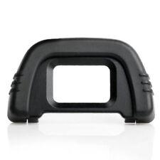 DK-21 Black Rubber Coated Eyecup Eyepiece For Nikon D7000 D300 D80 D90 D600 D610
