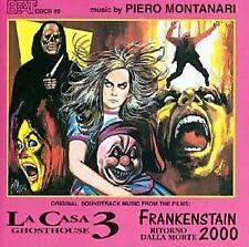 Piero Montanari: Casa 3 Ghosthouse, La (New/Sealed CD)
