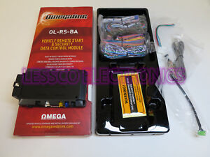 Omega OL-RS-BA Digital Dual CanBus ( Module & Harness ) RS Remote Start Kit