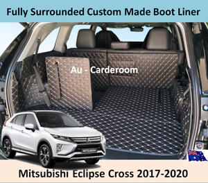 Mitsubishi Eclipse Cross 2017-2019 Custom Made Trunk Boot Mats Liner Cargo Cover