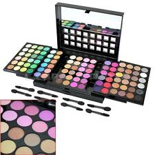 96 Full Color Eyeshadow Palette Eye Shadow Makeup Box 3 Layer Cosmetic Set