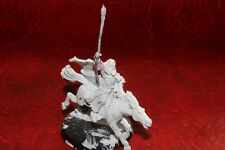 Warhammer LOTR Gandalf El Blanco En Shadowfax (metal) undercoated