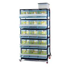 Quail Cage - 5 Layer (Easy to Clean, Hygienic & Effective Breeding)