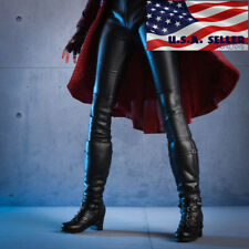 1/6 Avengers Scarlet Witch Boots BLACK For Hot Toys PHICEN Female Figure ❶USA❶