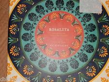 Clearance Pottery Barn Rosalita Salad Plates set of 4 Beautiful
