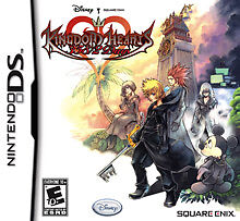 Kingdom Hearts 358/2 Days Complete DS DSi 3ds Fast Post
