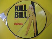 Kill Bill 33 TOURS LP BOF OST PICTURE DISC TARANTINO SOUNDTRACK TARANTINO