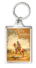 BUFFALO BILL WILD WEST KEYRING LLAVERO