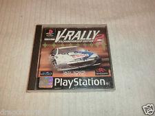 V-Rally 2 - Championship Edition (Sony PlayStation 1)