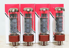 (4pcs) Match Quad  Svetlana EL34 tubes  for amplifier KT-77 6CA7