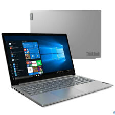 "Lenovo ThinkBook 15 IIL 15.6"" FHD Laptop i5-1035G1 8GB 256GB SSD W10P 20SM000FUK"