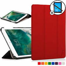 Red Plegable Inteligente Funda Cubierta para Apple iPad 9.7 2017 A1822 Pantalla Prot Stylus