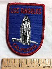 Los Angeles LA City Hall Tower Building California CA Souvenir Patch Badge