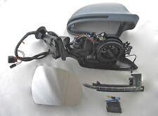 Außenspiegel AUDI A6 4F2, C6 4F5 4FH rechts 15 Pins mit Spurhalteassistent 08-11