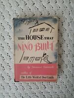 The House that Nino Built by Giovanni Guareschi - 1st Vintage Printing