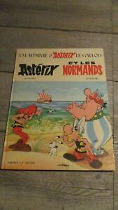 Astérix&Obélix-Astérix et les Normands-EO -Danel -1966