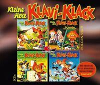 JOACHIM VON ULMANN - KLEINE HEXE KLAVI-KLACK FOLGEN 5-8  3 CD NEU