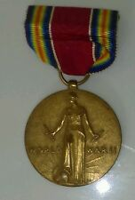 WW2 VICTORY MEDAL-- United States Military Patriotic World War