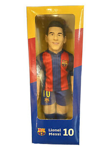 Lionel Messi #10 FC BARCELONA Realistic Figure Collectible Toy.(BRAND NEW)