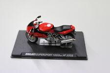 Modellino moto Ducati  Supersport 1000ds HF 2003 Scala 1/24