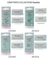 10 or 14 John James Crafter's Collection Beading Needles