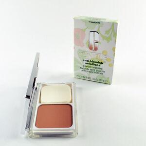 Clinique Anti-Blemish Powder Makeup Sand # 18 - Size 0.35 Oz / 10 g New