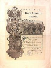 014 Diploma di Medaglia di Bronzo per la Gara di Tiro con la pistola 1924