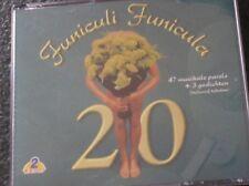 FUNICULI FUNICULA VOL. 20 (3 CD - 2001) Radio 2 Marc Brillouet met gedichten