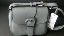MARNI Antracita dark Buckled Shoulder Bag NEW
