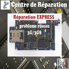 Réparation carte mere iphone 3g 3gs probleme reseau repair signal