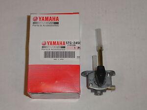 Fuel Gas Tank Petcock Turn Valve Cock Shut Off OEM Yamaha YFZ450 YFZ 450 04-13