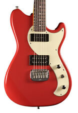G&L Tribute Fallout Electric Guitar, Rosewood Fingerboard - Fullerton Red +Cable