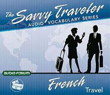 Savvy Traveler French Travel (CD) by Savvy Traveler *NEW IN BOX*