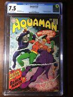 Aquaman #35 (1967) - 1st Black Manta!!! - CGC 7.5!! - Key!!