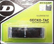 Dunlop Gecko-tac Grips Tennis Nero