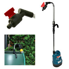 Silverline 633872 Garden Water Butt Pump 400W 2500ltr/hr with 10M Cable