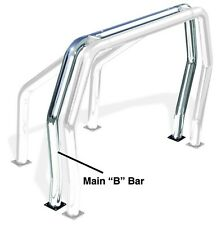 Go Rhino 91002C Rhino Bed Bars Rear Main B Bar