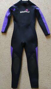 ladies full wetsuit size 12 3:2