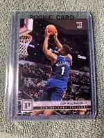 Zion Williamson 2019-20 Panini Chronicles Rookie Card #120 RC Pelicans