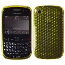 Panal patterened caso de gel de silicona para Blackberry Curve 8520