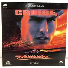 Days of Thunder LaserDisc - Clean