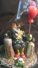 LEMAX SPOOKY TOWN COLLECTION - NEW RETIRED  MUSTARD GAS / LAUGHING GAS RARE